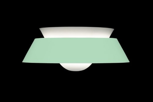 Umage/VITA Cuna lamp mint D 38 cm incl. kabel + fitting witte lamp