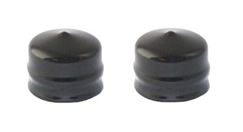 HASMX 532104757 Lawn Mower Axle Caps for Craftsman, Poulan, and Husqvarna mowers Replaces Part 104757X428
