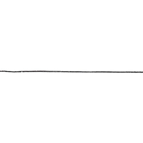 Rayher Wachszierstreifen, glatt, 30 Stk Silber
