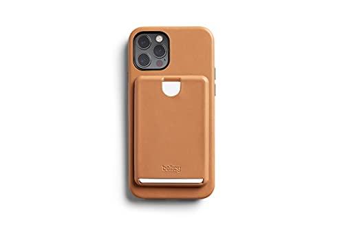 Bellroy Mod Phone Case + Wallet (Funda Slim para el móvil y Tarjetero) - Toffee