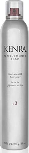 Kenra Perfect Medium Spray 13 55% | Styling Control Hairspray | All Hair Types | 10 oz