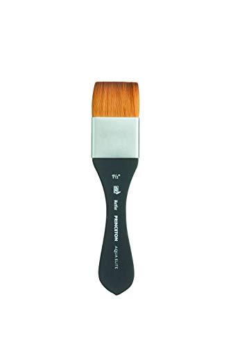 Princeton Artist Brush Aqua Elite Synth Kolinsky 4850 Mottler 1.5 In