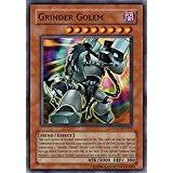 Yu-Gi-Oh! - Grinder Golem (DP07-EN009) - Duelist Pack 7 Jesse Anderson - 1st ...