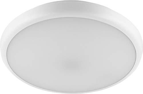 LED Outdoor sensorlamp 16W IP54 met HF-bewegingsmelder - SENS TIME LUX instelbaar - stand-by functie - daglicht wit (4000 K)