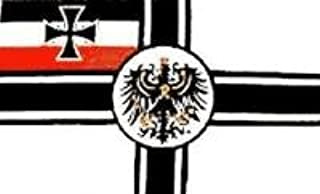 3x5 Foot Polyester World War One Imperial Germany Flag WWI