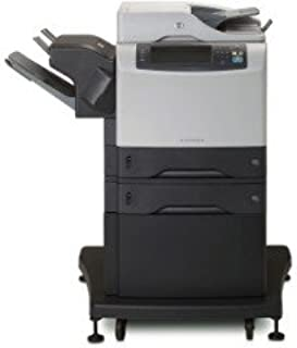 Refurbished HP LaserJet M4345xs Mono MFP (MPS Ready) (45 ppm) (256 MB) (1200 dpi) (Duty Cycle 200,000 Pages) (p/s/c/f) (Duplex) (USB/Ethernet) (1,100 Sheet Input) (Stacker/Stapler) (HW No Free Freight