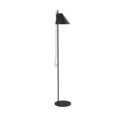 Louis Poulsen Yuh LED Stehlampe, schwarz matt lackiert 230V 50Hz 2700K 446lm