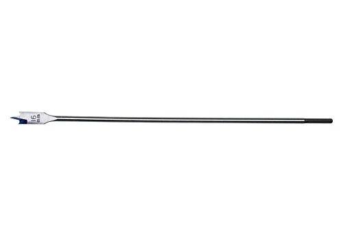 Irwin Tools - 4x Blue Groove Long Flat Bit 16mm x 400mm