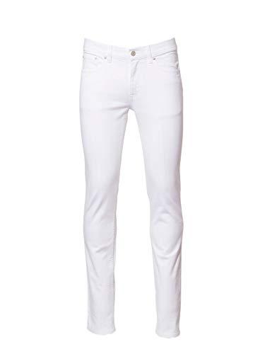 ACNE STUDIOS Luxury Fashion Herren 30Y134133LENGTH32 Weiss Jeans |...