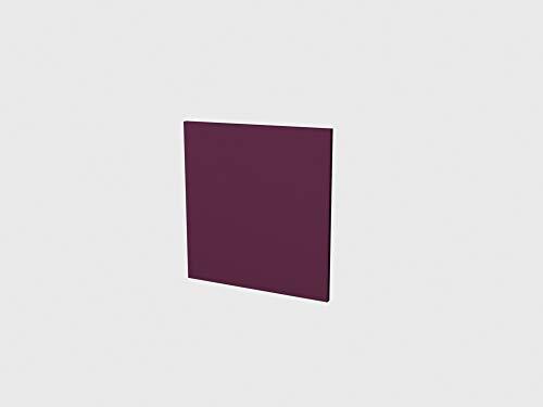 Smart Möbel Frontblende für Geschirrspüler Aubergine - Otto