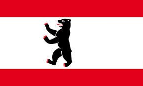 5ft x 3ft (150x 90cm) Berlin Germany Deutsch 100% Polyester Material Flagge
