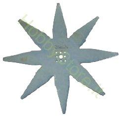 Lama Super-mulching - 25 cm - per Ambrogio L60