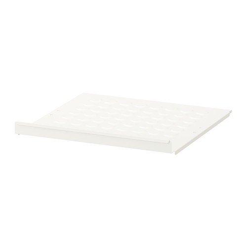 Ikea ELVARLI Schuhregal für Aufbewahrungssystem; in weiß; (40x36cm)