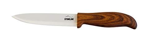 STONELINE® Back to Nature Keramik-Universalmesser 24,2 cm