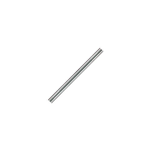 Sidamo - Blister 2 fers réversibles 80,5 x 5,9 x 1,2 mm - Carbure - 400402 - Sidamo