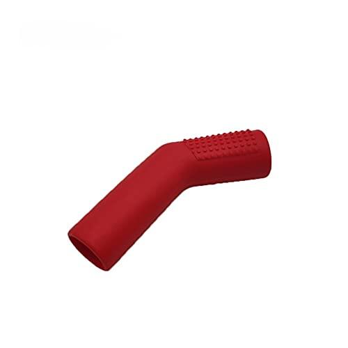 Cubierta protectora de la palanca de la palanca de la motocicleta Funda protectora de zapatos para XT 600 MT10 MT 09 T.R.A.C.E.R DRZ/LTZ 400 (Color : Red)