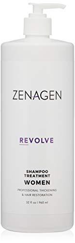 Zenagen Revolve Thickening and Hair Loss Shampoo Treatment for Women, 32 oz.