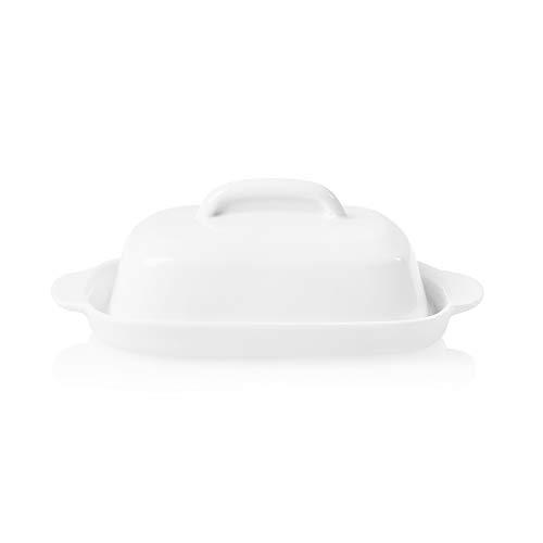 Corelle Coordinates Butter Dish, White