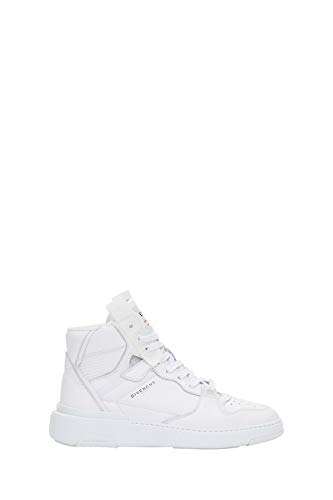 Luxury Fashion | Givenchy Heren BH002JH0KP100 Wit Leer Sneakers | Lente-zomer 20