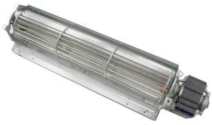 Ventilador de aire caliente original MCZ para estufas de pellet, cód. 41451408200