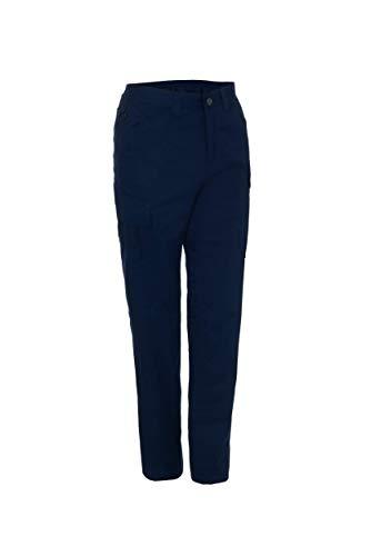 MONZA OBREROL Pantalón Largo De Trabajo De Hombre con Elástico. Electricista/Carpintero. Color Azul Noche Talla 44-46.Ref: 1141P