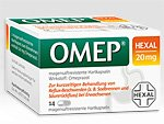 OMEP® Spar-set 2x14Hartkapseln, magensaftresistent. Bei Sodbrennen und saurem Aufstoßen