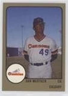 Dan Warthen (Baseball Card) 1988 ProCards Minor League - [Base] #789
