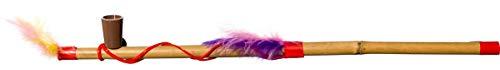 Orlob Kostüm Zubehör Indianer Friedenspfeife Karneval Fasching
