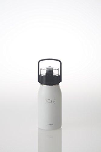 タケヤステンレスボトルハンドル&ショルダーベルト付ME600mlホワイトTK506109