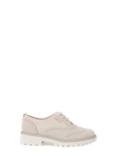 scarpe francesine bambina Geox J6420F 02211 Francesina Bambino Beige 41