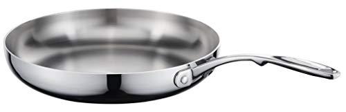 Masterchef MC 700275padella, Silver, 28 cm