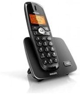 Philips XL3701B/23 Teléfono inalámbrico: Amazon.es: Electrónica