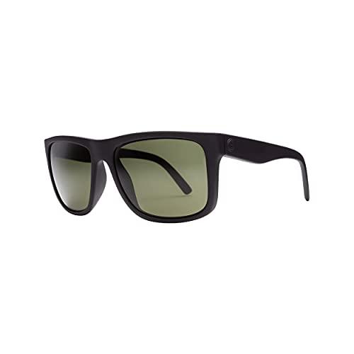 Electric - Swingarm XL, Sunglasses, Matte Black Frame, Gray Lenses