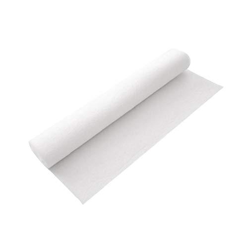 Gama de papel filtro de la campana, gama etiqueta de aceite capucha, etiqueta engomada de la campana extractora, Anti filtro partícula no absorbente tejido Hojas de tela anti del aceite Humos