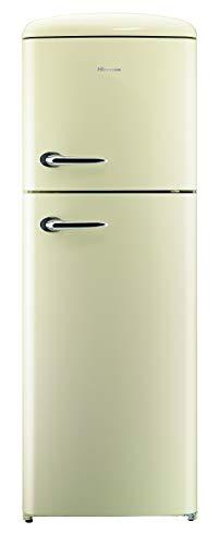Hisense RT382D4AY2 nevera y congelador Independiente Beige 294 L A++ - Frigorífico (294 L, Antiescarcha (nevera), SN-T, 4,5 kg/24h, A++, Beige) Clase de eficiencia energética A++