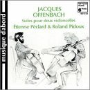 Suites for 2 Cellos by Offenbach