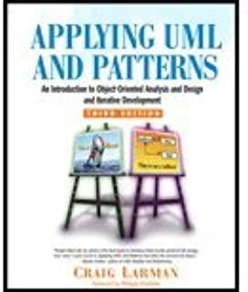 Applying UML & Patterns - Introduction to Object-Oriented Analysis & Design & Iterative Development (3rd, 05) by [Hardcover (2004)]