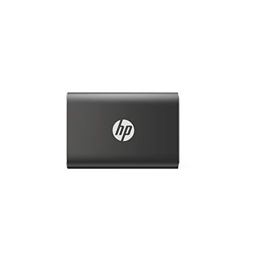 Hewlett Packard 7NL52AA#ABB - Unità SSD esterna portatile P500-250 GB, USB 3.1 Gen 2 (USB-C connettore), nero