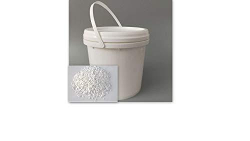 5kg lose Luftentfeuchter Granulat Flakes (Calciumchlorid) im 5Liter Eimer mit Deckel
