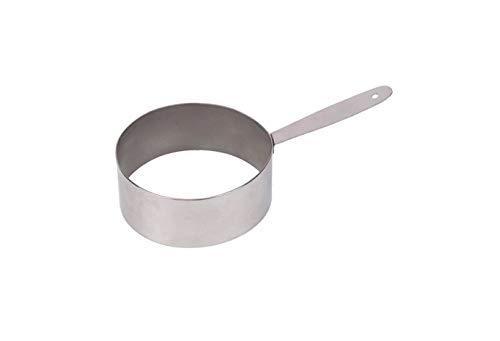 Coppapasta con manico (varie forme e dimensioni) (Rotondo 7,5 cm)