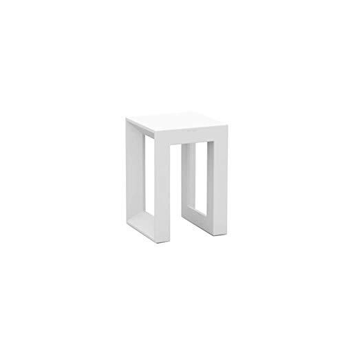 Vondom Frame tabouret bas pour l'extérieur h.43 cm blanc