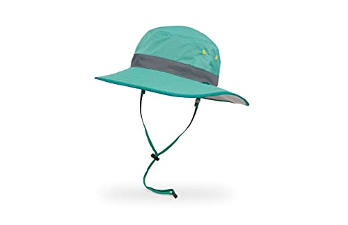 Sunday Afternoons Clear Creek Boonie Hat, Jade/Pumice, One Size