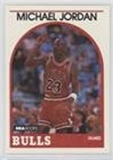 Michael Jordan (Basketball Card) 1989-90 NBA Hoops - [Base] #200