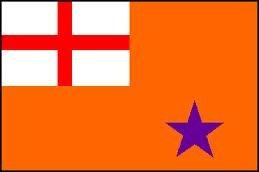 Oranje Bestel Noord-Ierland Vlag