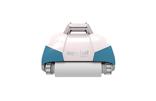 AQUABOT Pool-Roboter FRC 50 | Optimale Reinigung für den Boden | Beste Filterleistung & Zügige Reinigung | Einfach zu reinigender Pool-Sauger