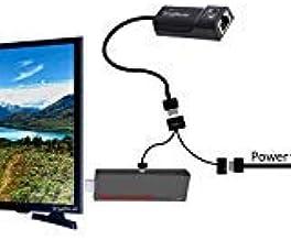 Ethernet Adapter for Streaming TV Stick (2nd GEN), All-New Firestick (2017), 4K Firestick (2019), USB Ethernet 100Mbps Net...