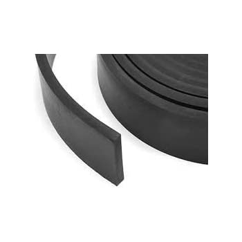 Seal Rubber altezza 1 x larghezza 4 cm universale Guarnizione in gomma solida in neoprene sigillante//impermeabilizzante