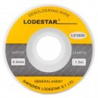 Lodestar Solder Wick Soldering Removing Wire (1.5m)