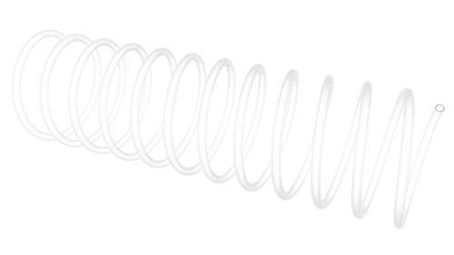 Spiral-Ersatzschlauch für Braun Munddusche (transparent)
