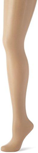 Nur Die Seidenfein Strumpfhose, Collants Femme, 15 DEN, Marron-Braun (Teint 114), 48 (Taille Fabricant: 44-48=L)